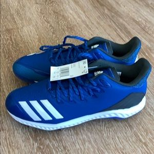 Men's adidas Icon bounce TPU cleats brand new!!